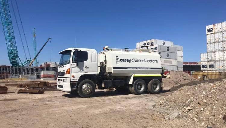 Construction Services by Carey Civil